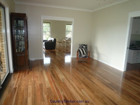 Spotted Gum Hardwood Flooring Country Timber Flooring