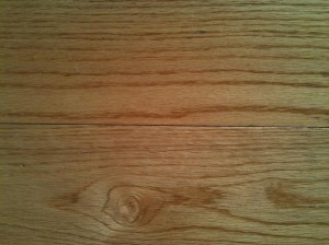 American Red Oak timber flooring
